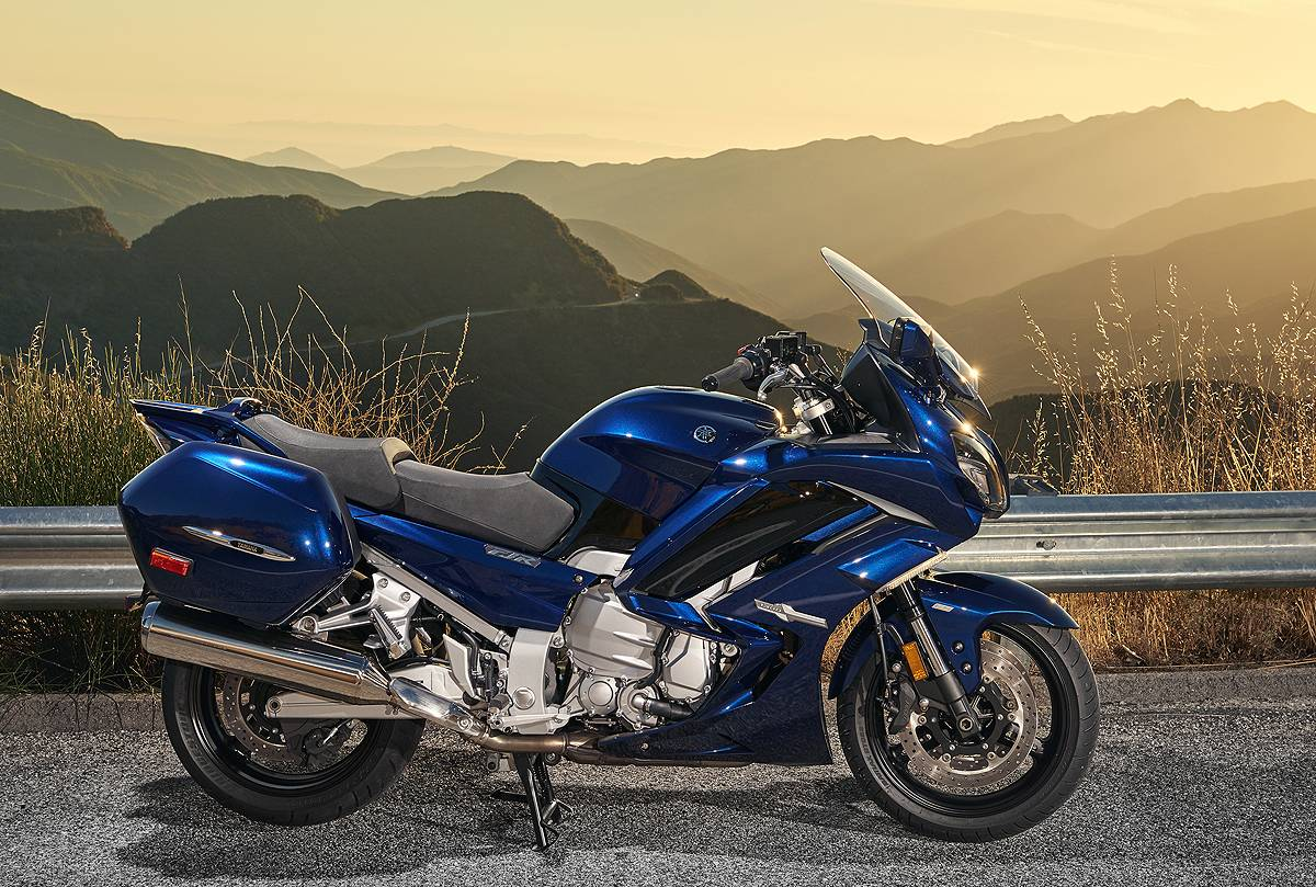 Yamaha fjr photo - 9