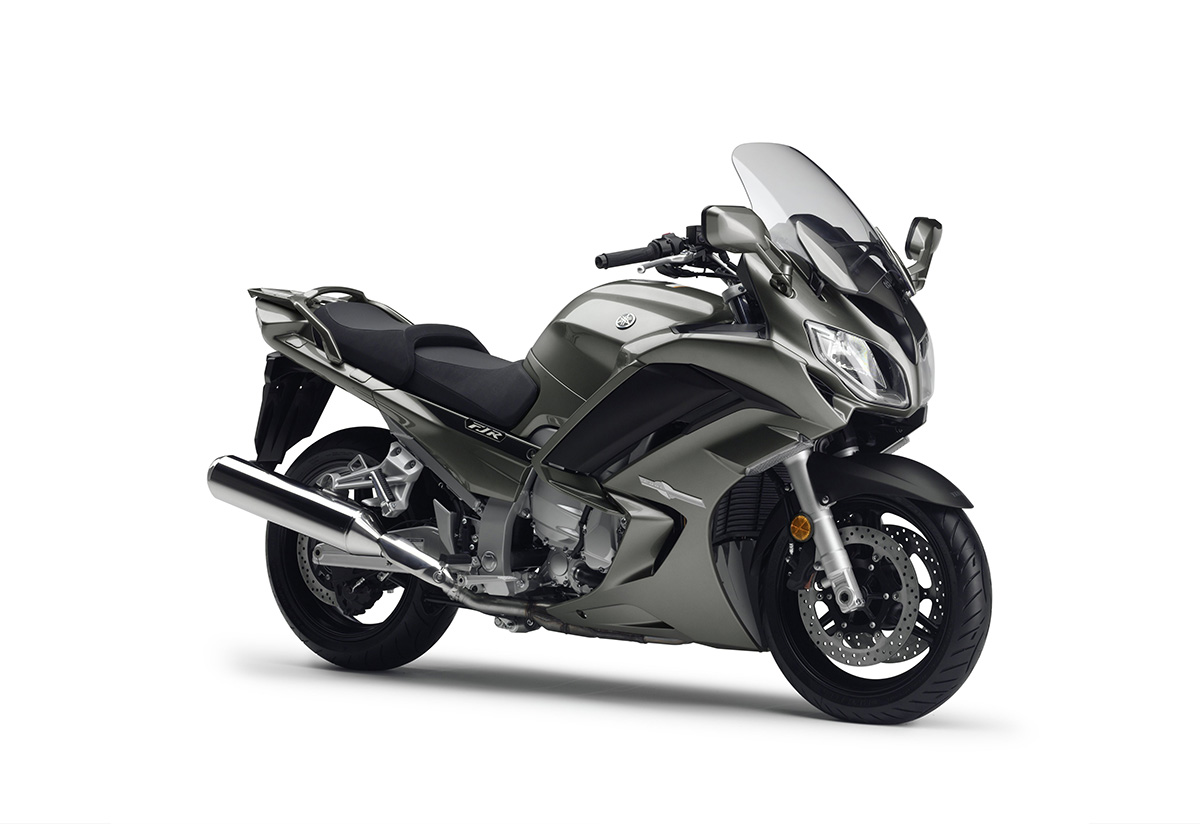 Yamaha fjr1300a photo - 5