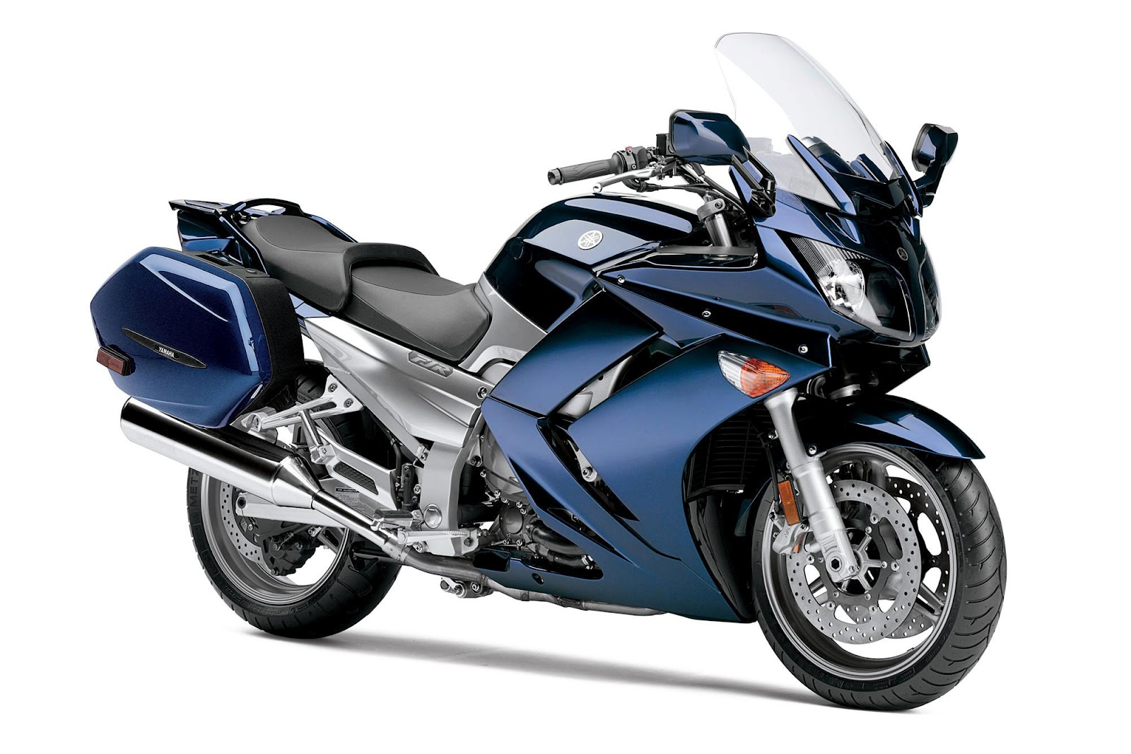 Yamaha fjr1300a photo - 8