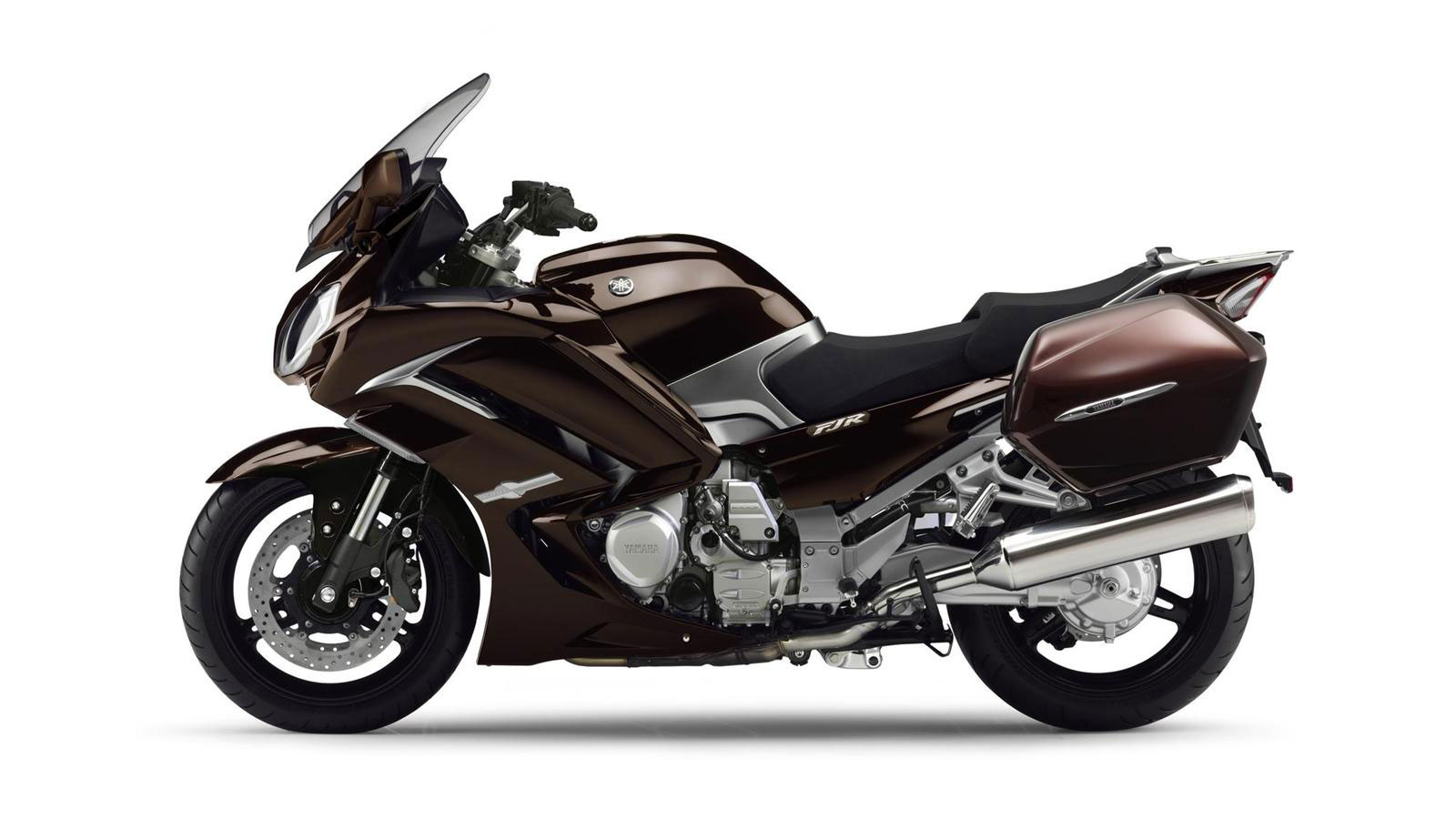 Yamaha fjr1300a photo - 9