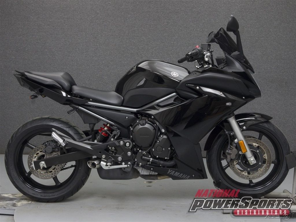 Yamaha fz6r photo - 9