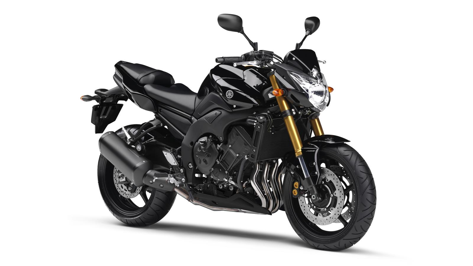 Yamaha fz8-n photo - 3