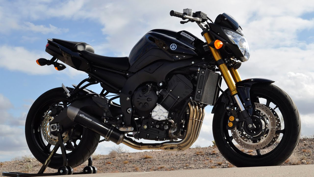 Yamaha fz8-n photo - 4
