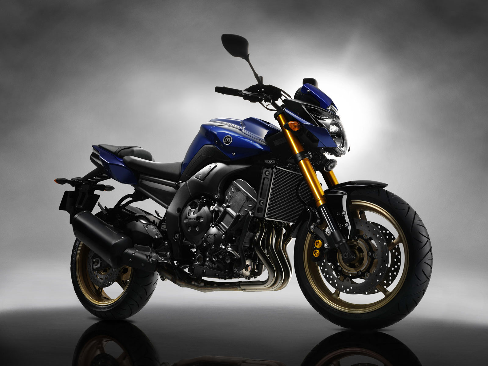 Yamaha fz8-n photo - 9