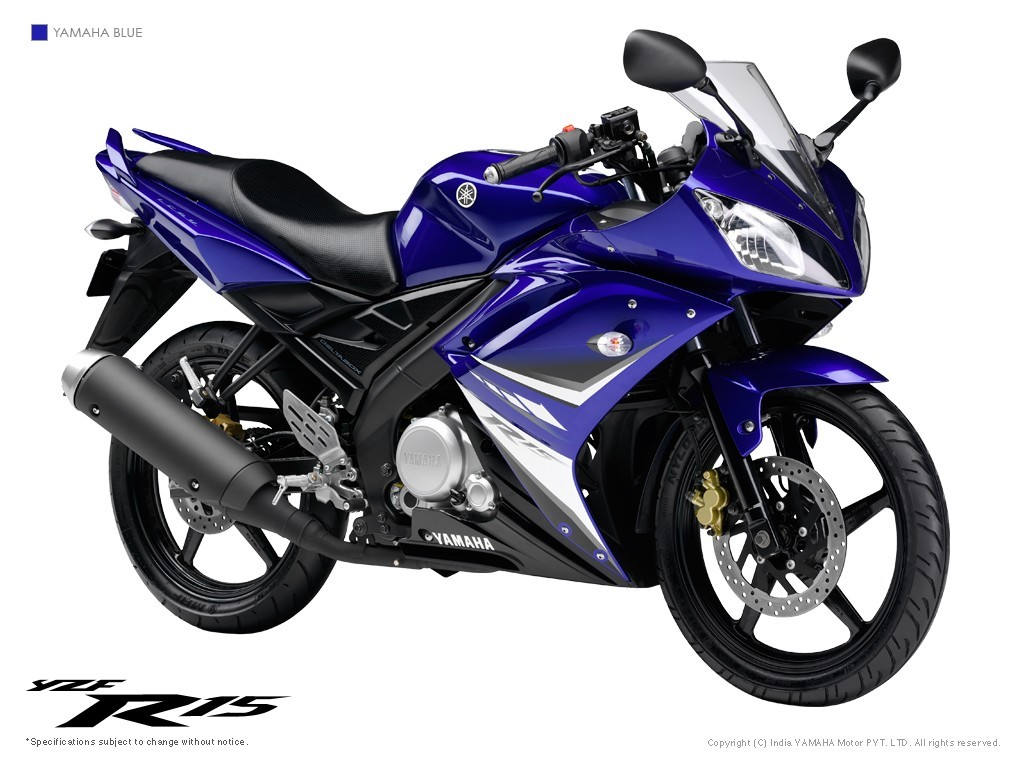 Yamaha r photo - 7