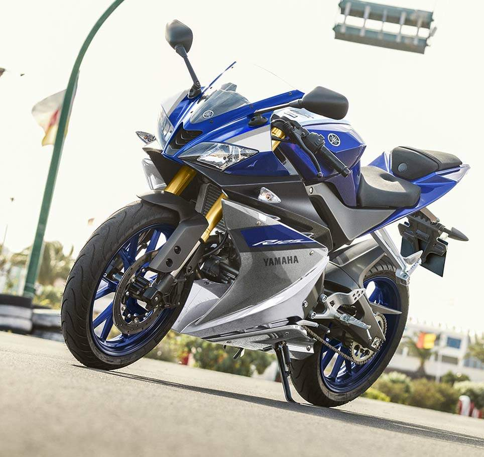 Yamaha r photo - 8