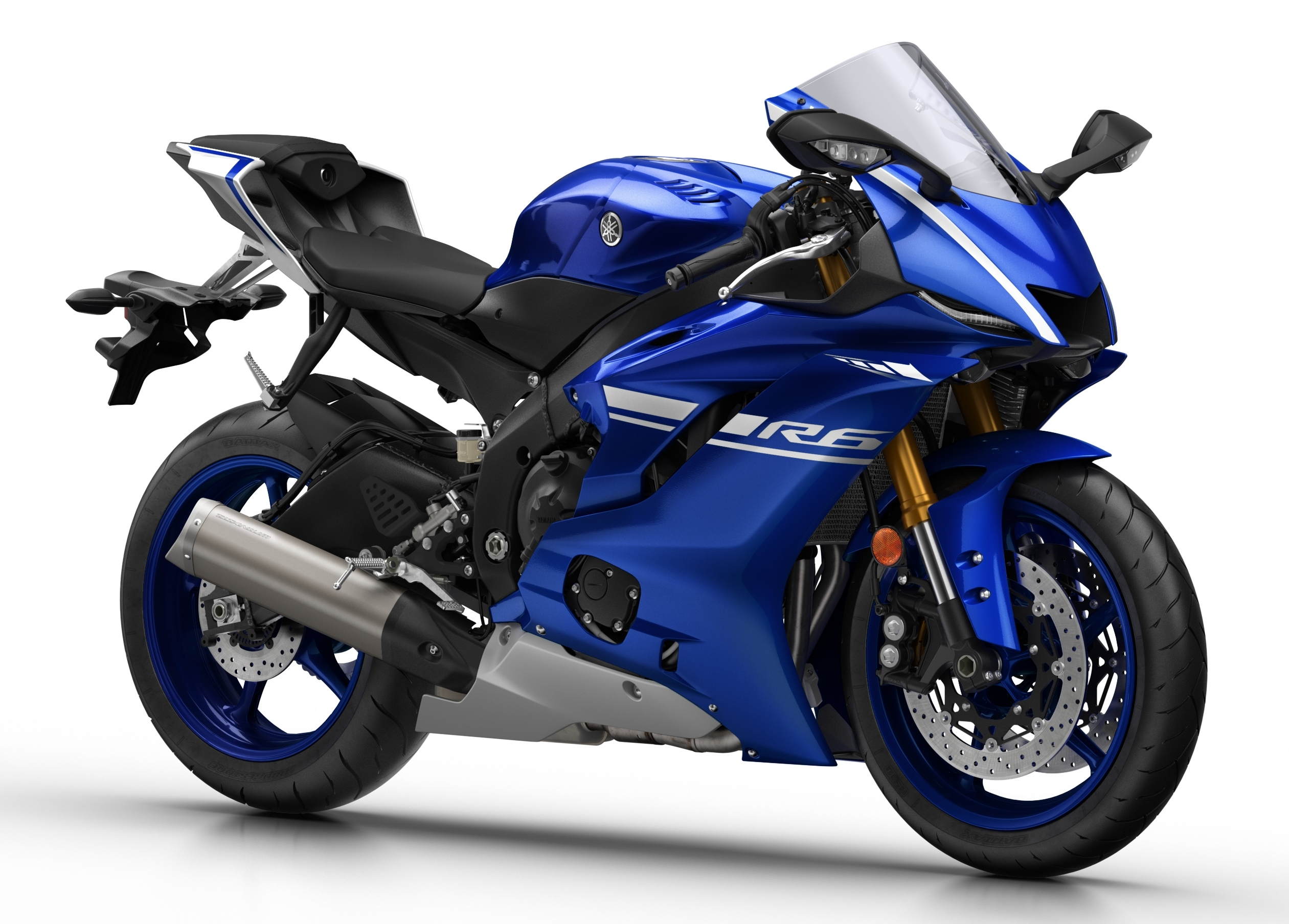 Yamaha r6 photo - 1