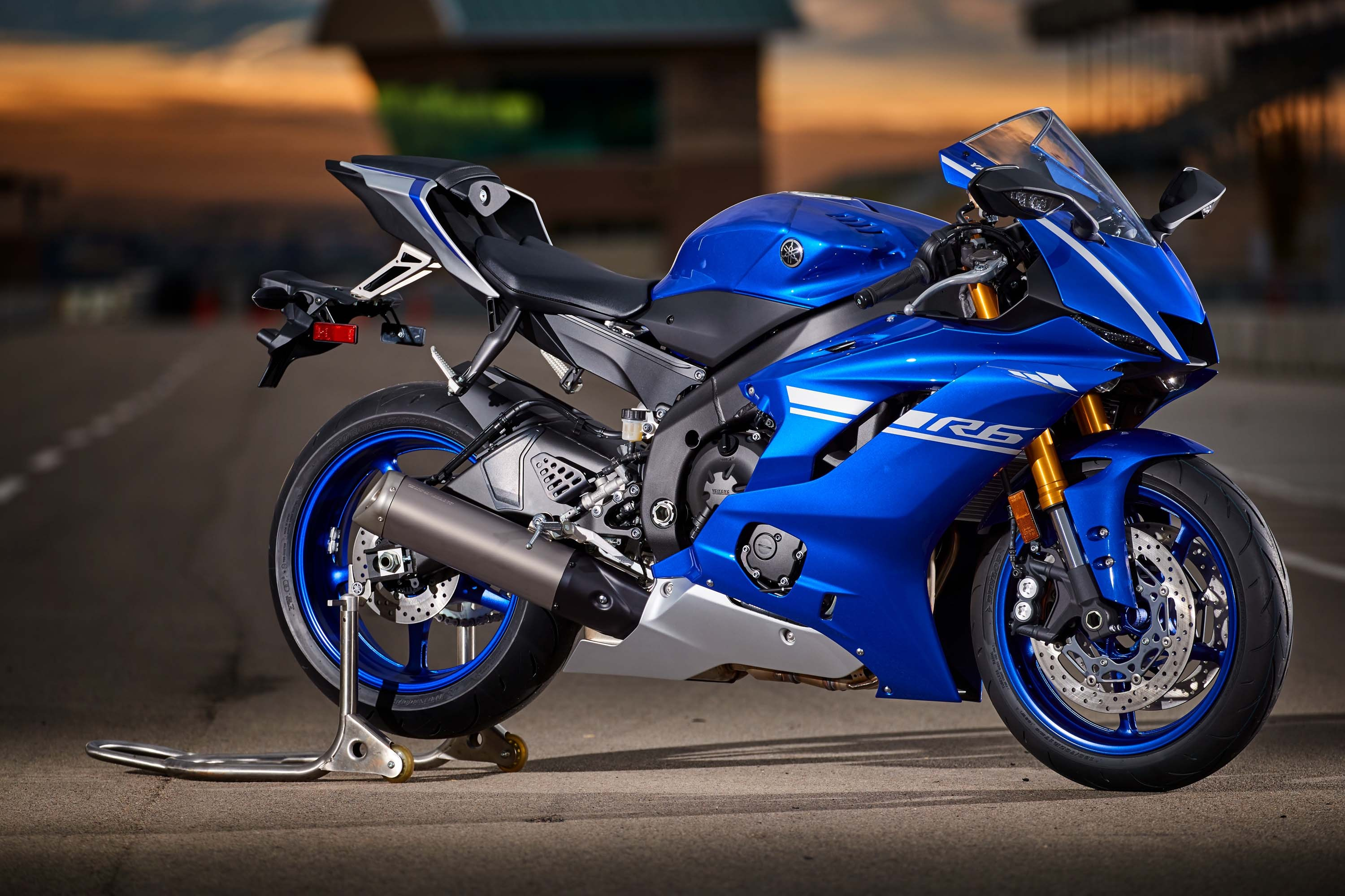 Yamaha r6 photo - 10