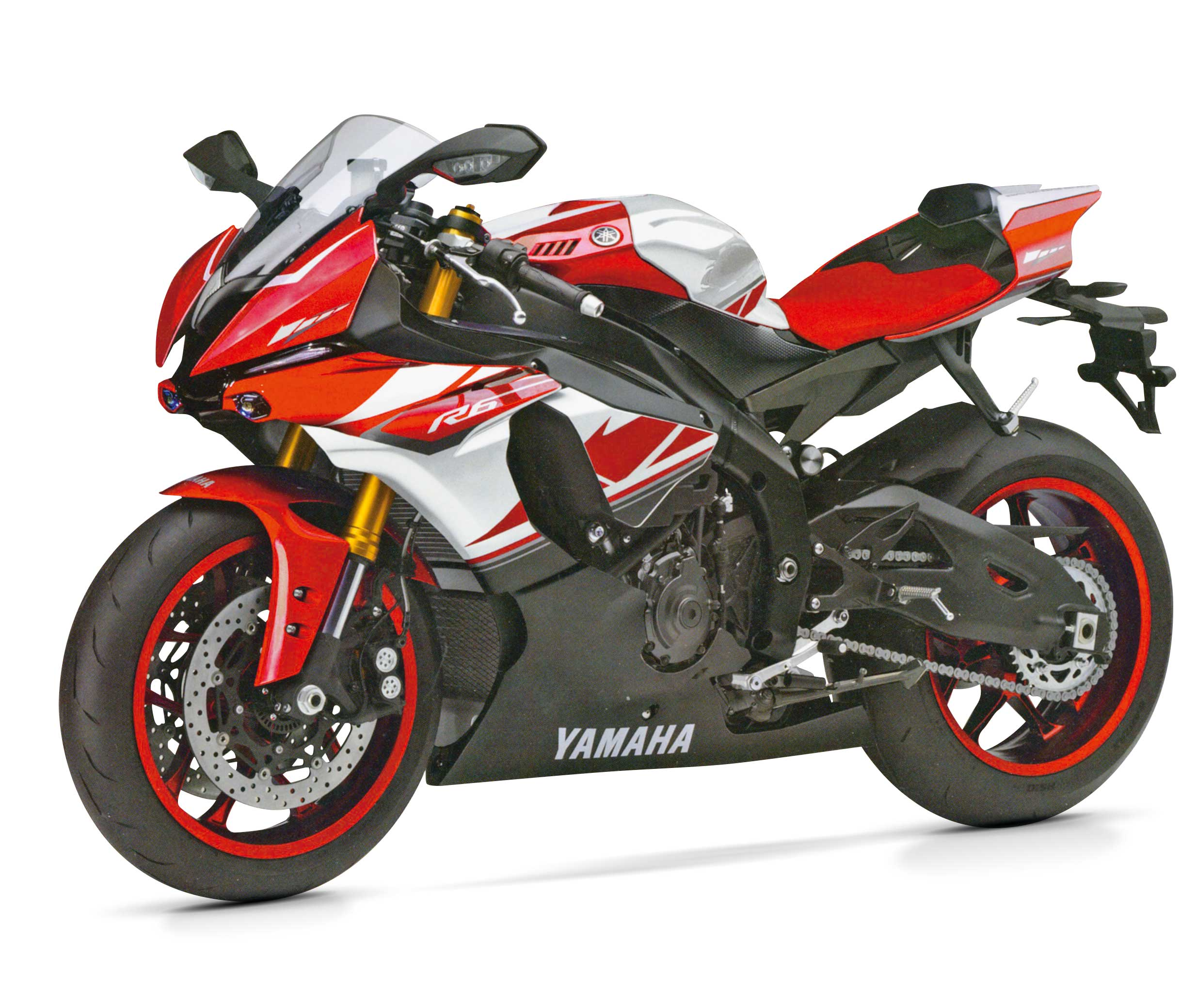 Yamaha r6 photo - 4