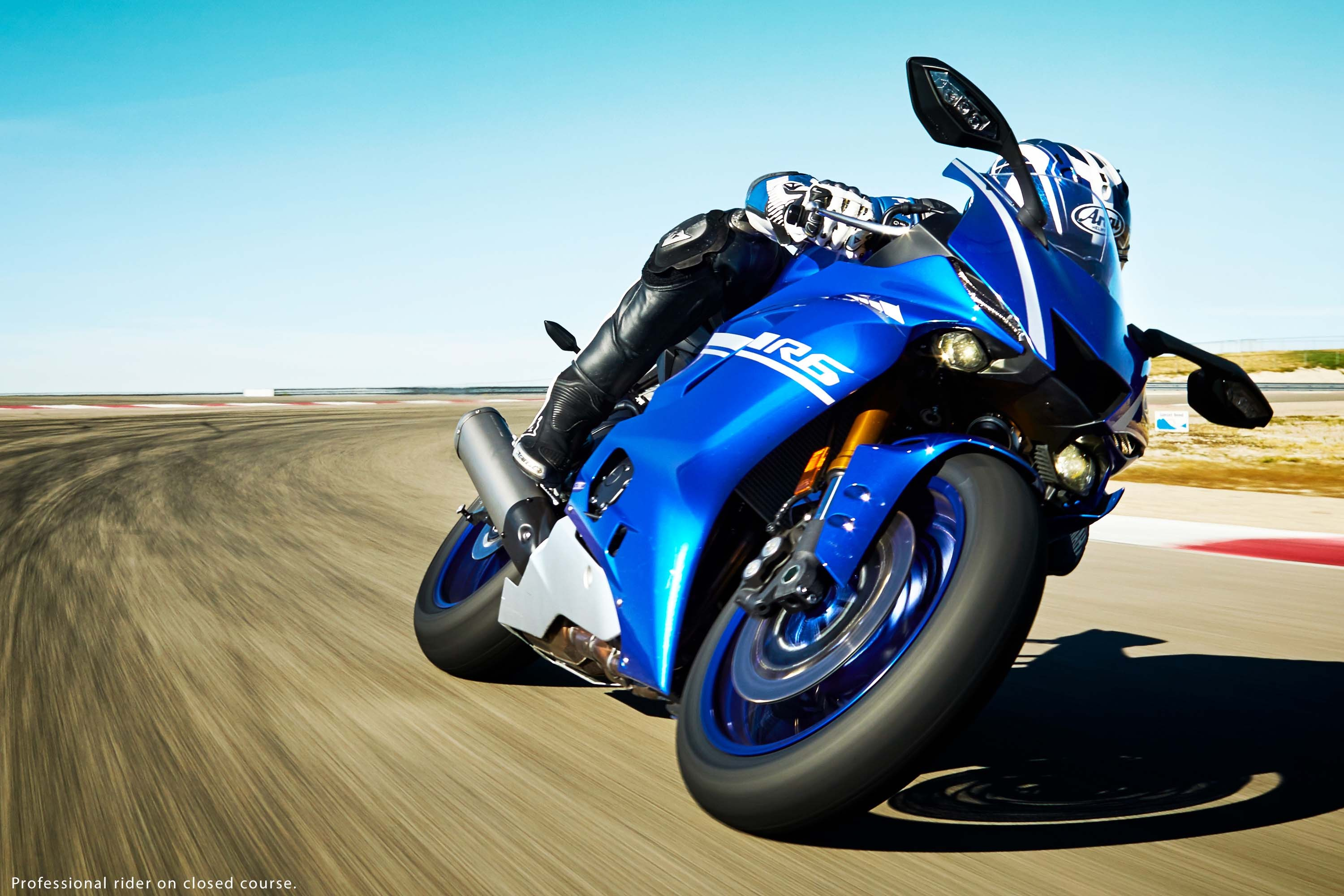 Yamaha r6 photo - 5