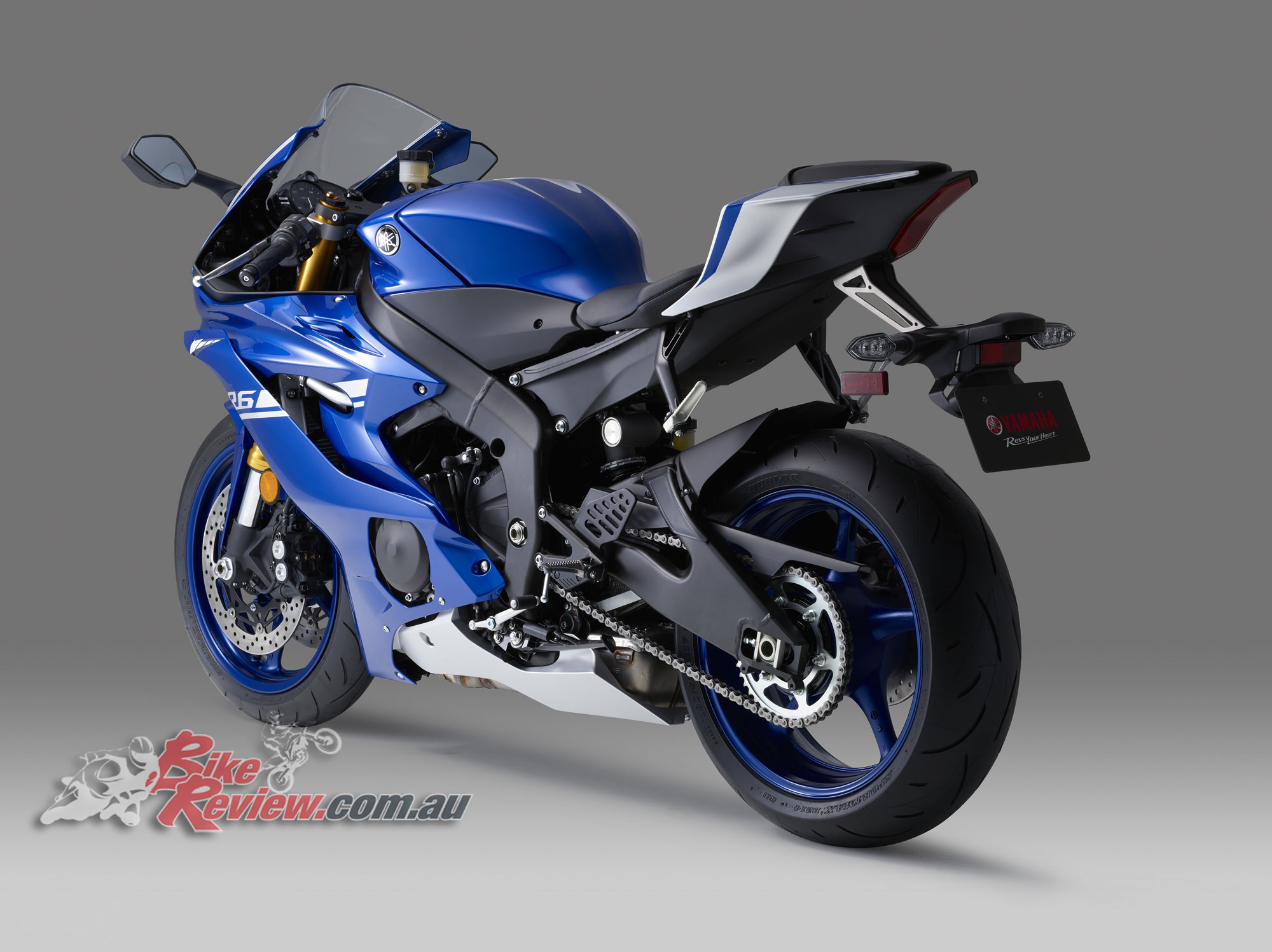 Yamaha r6 photo - 8