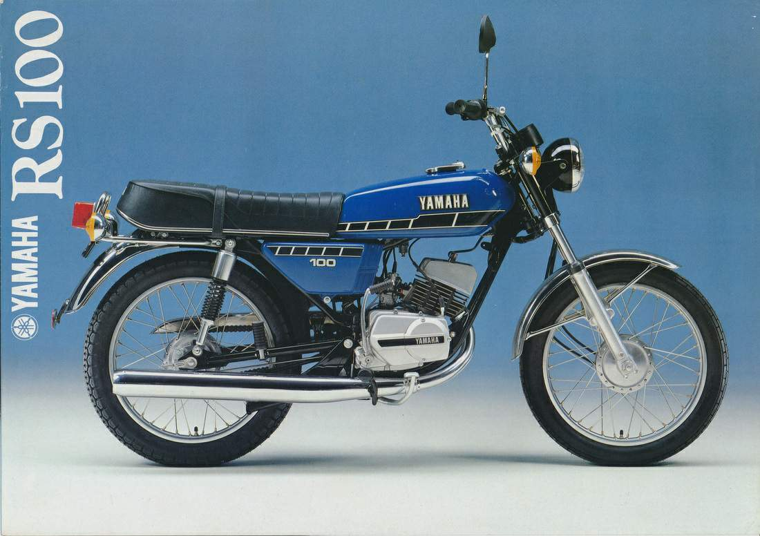 Yamaha rs photo - 1