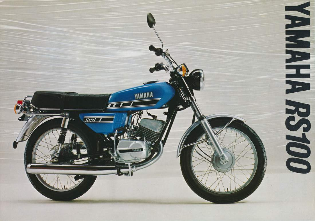 Yamaha rs photo - 8