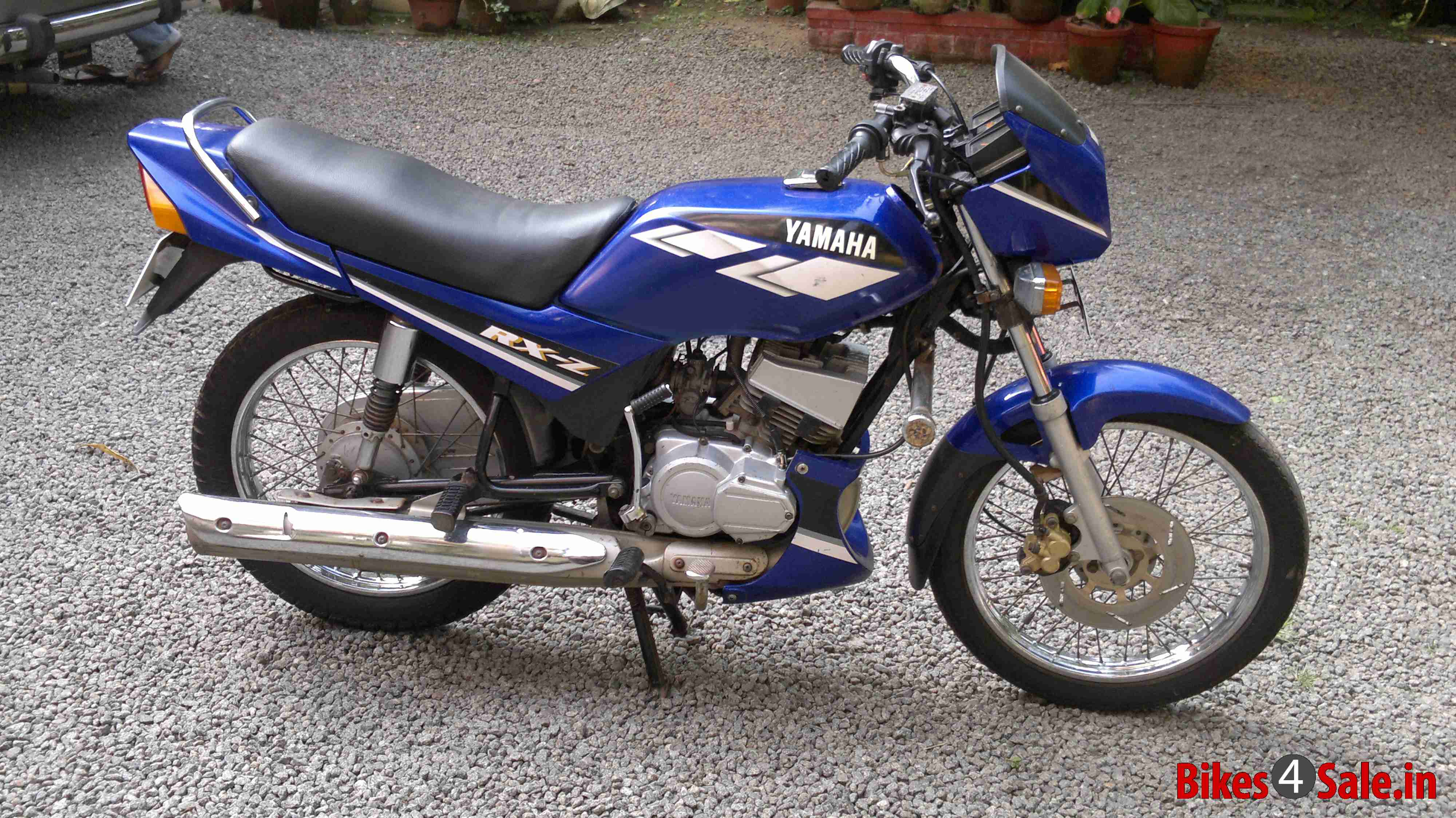 Yamaha rxz photo - 1