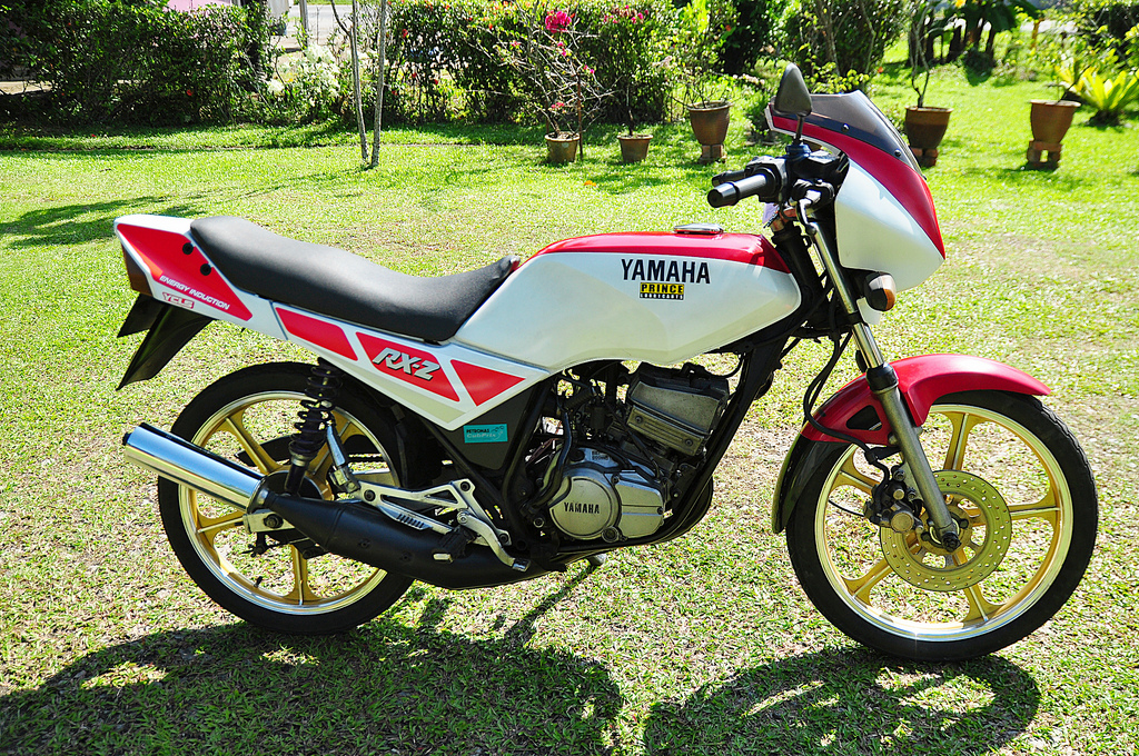 Yamaha rxz photo - 10