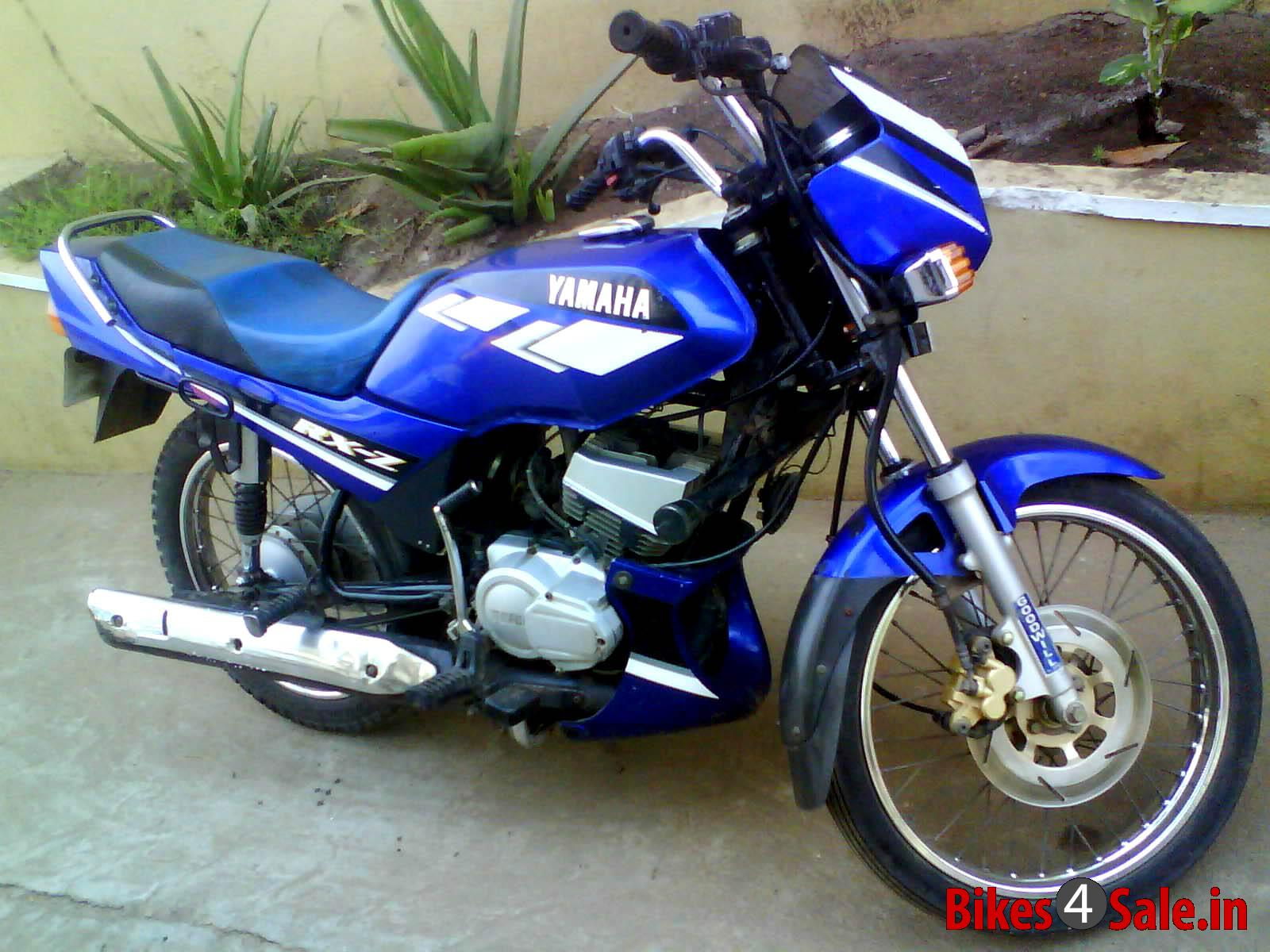 Yamaha rxz photo - 3