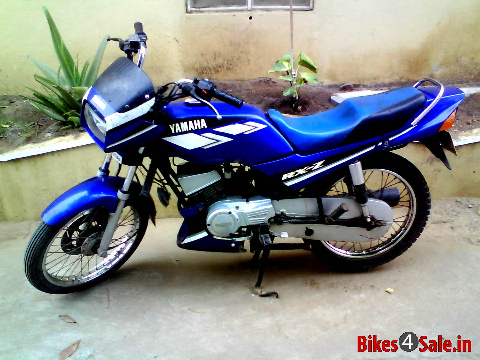 Yamaha rxz photo - 4