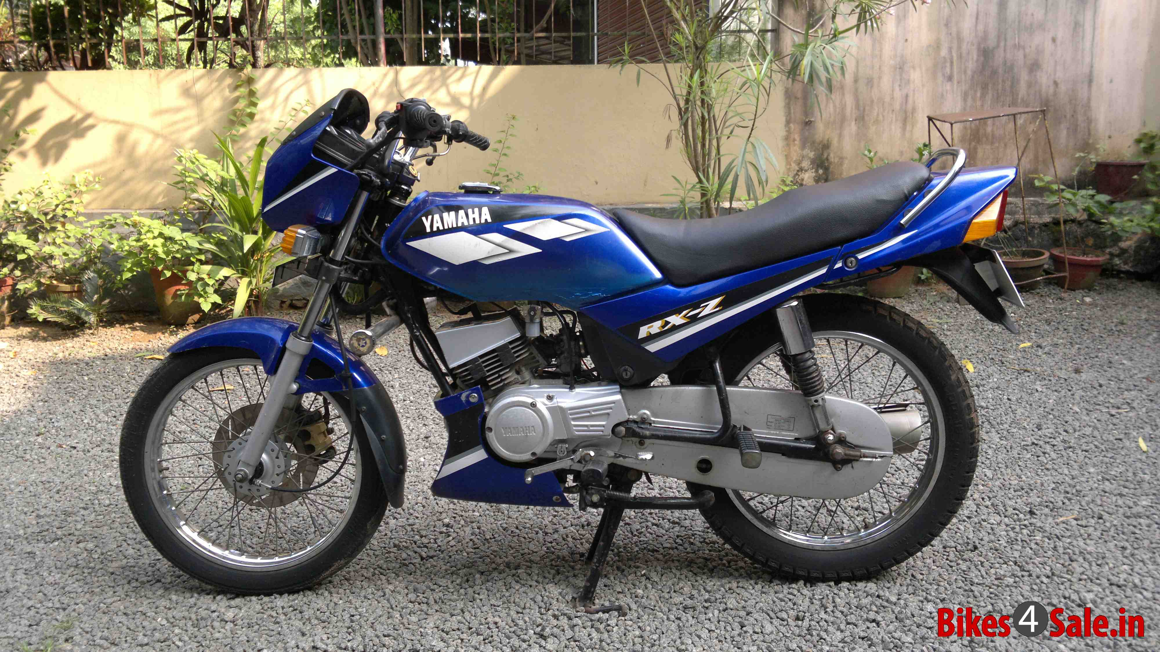 Yamaha rxz photo - 5