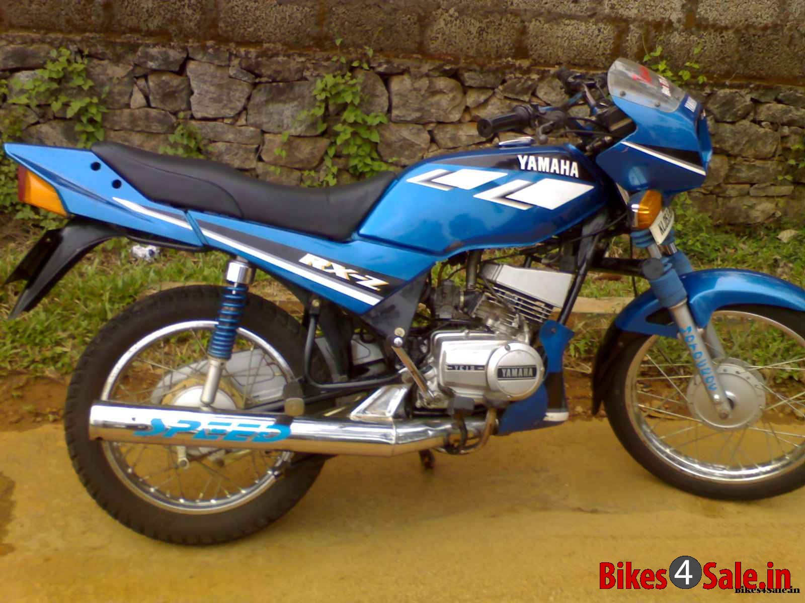 Yamaha rxz photo - 6