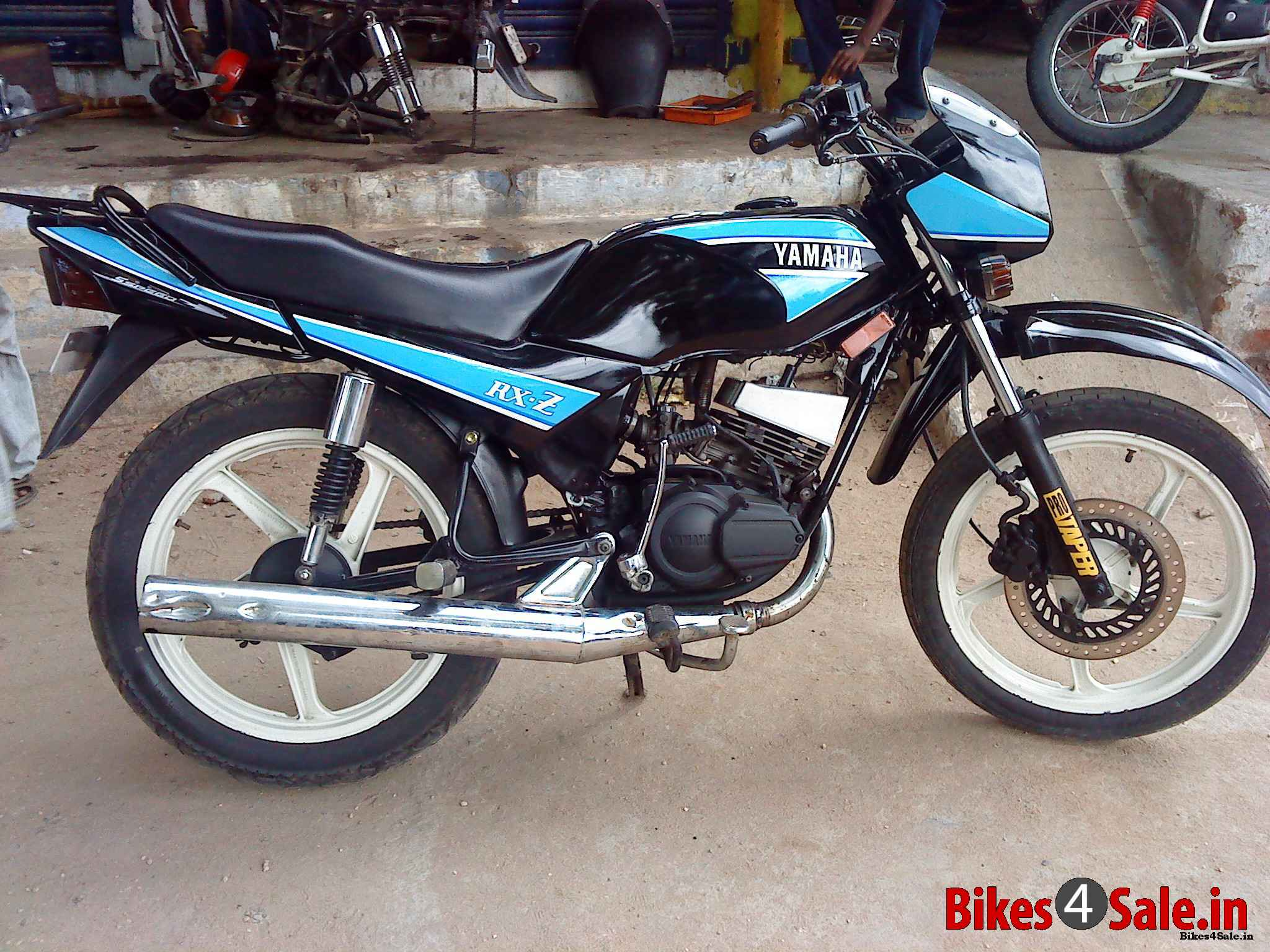 Yamaha rxz photo - 7