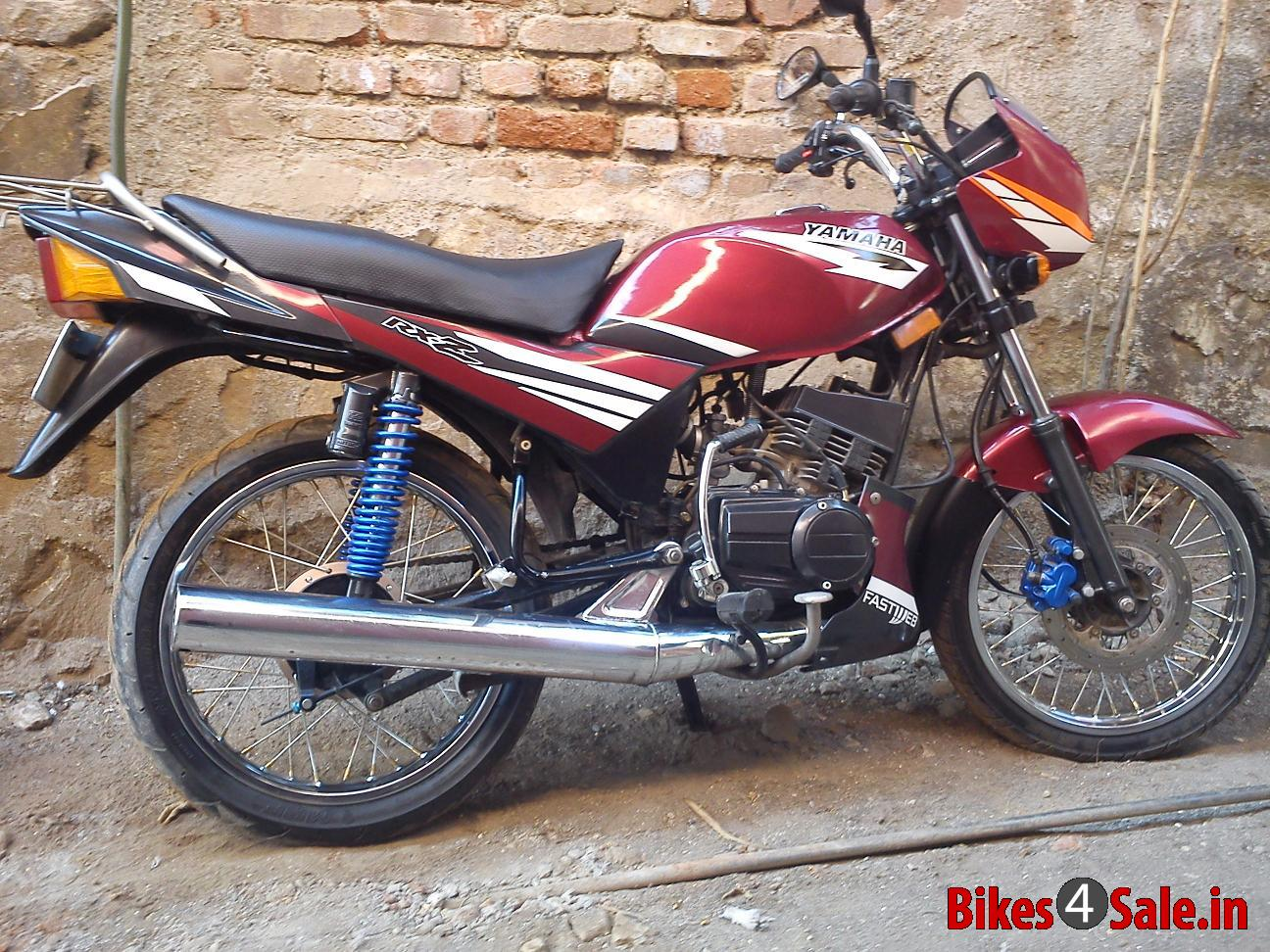 Yamaha rxz photo - 8