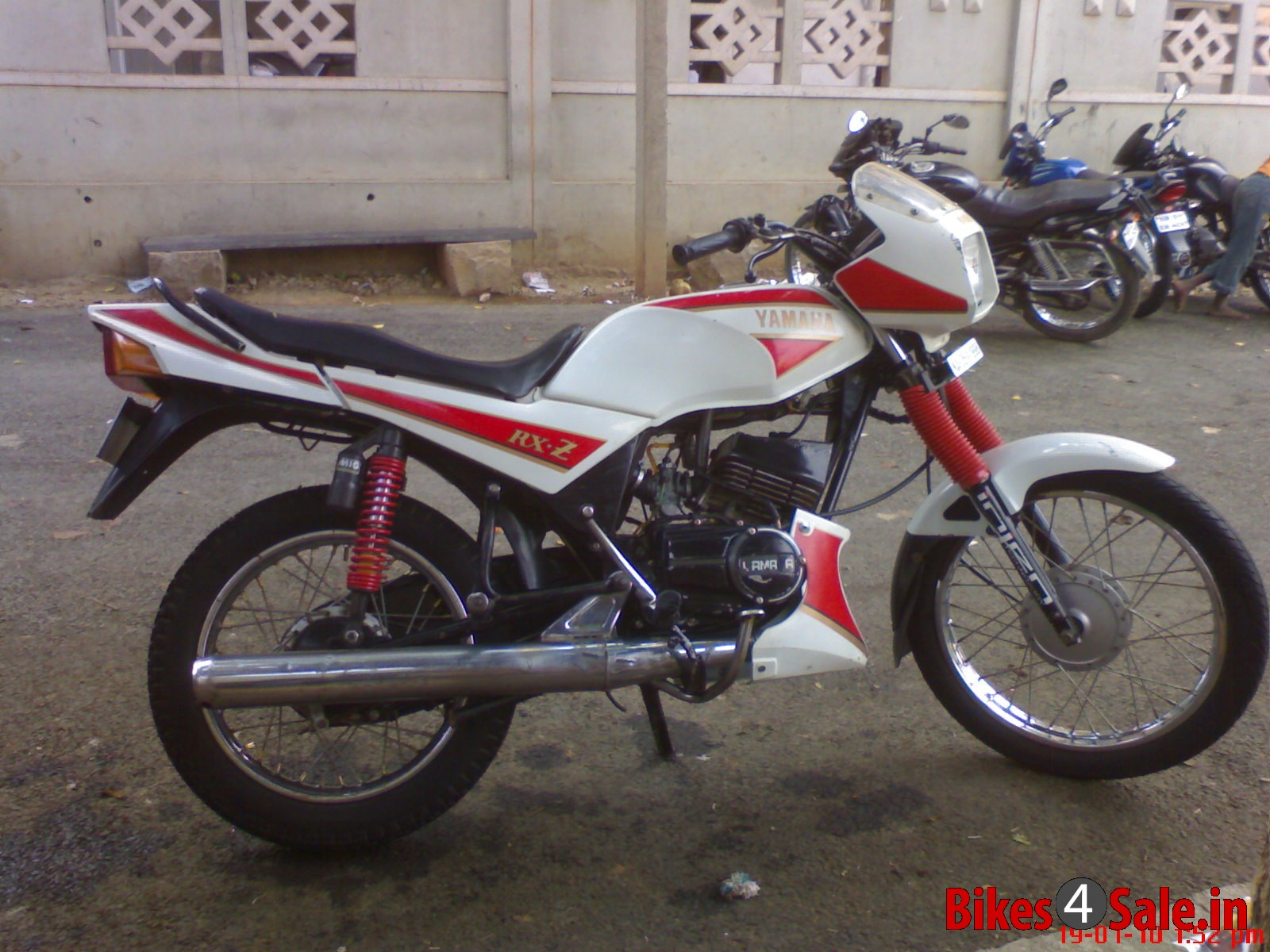 Yamaha rxz photo - 9