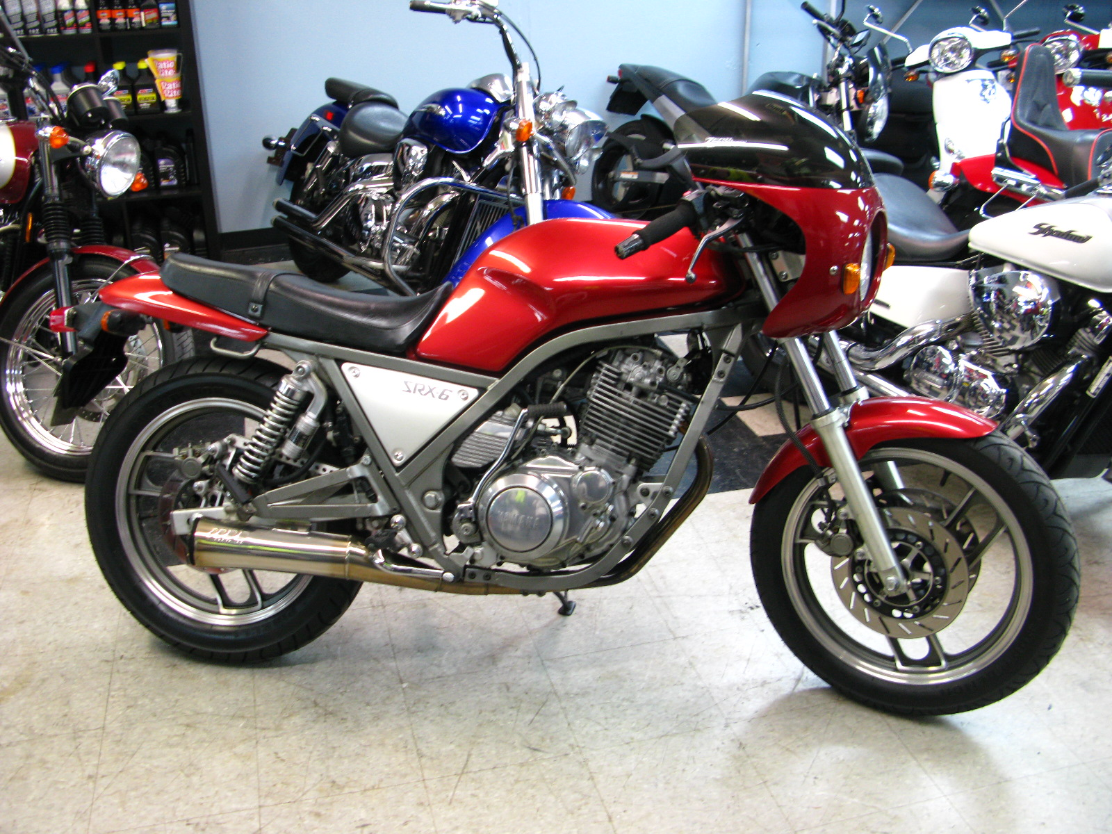 Yamaha srx photo - 3