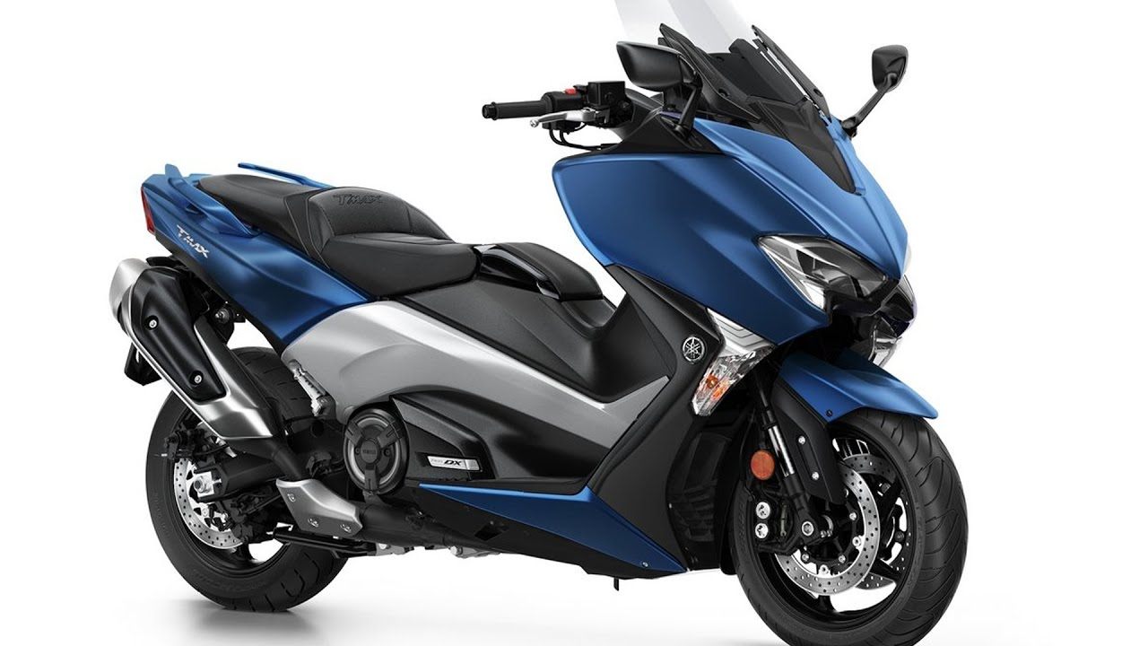 Yamaha t-max photo - 1
