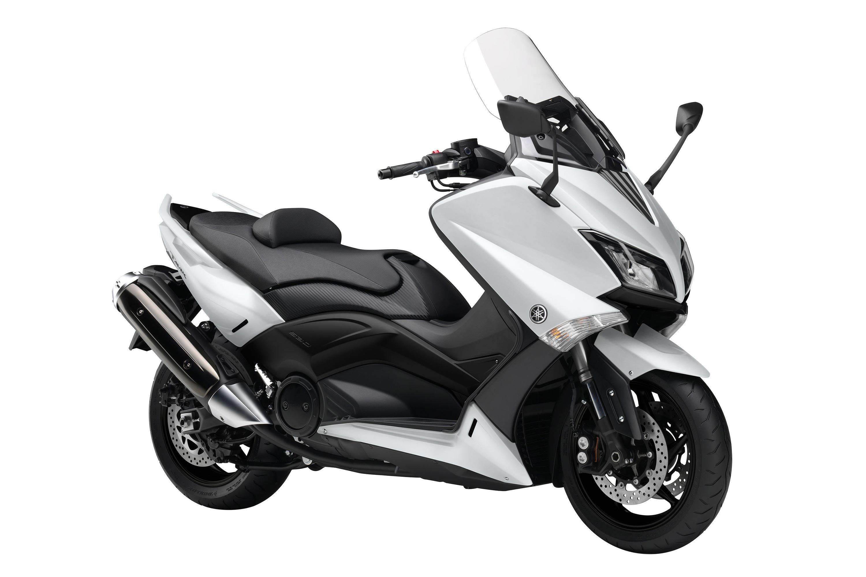 Yamaha t-max photo - 4