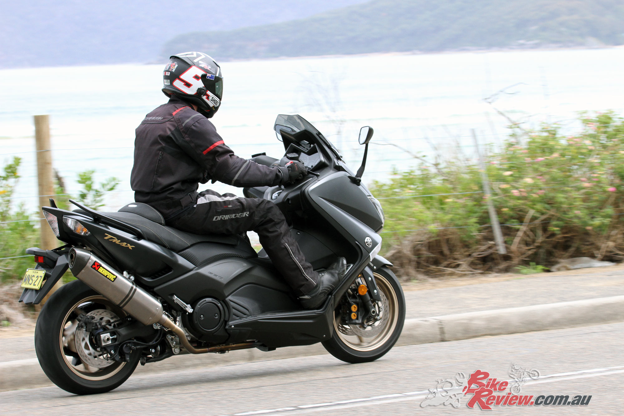 Yamaha t-max photo - 7