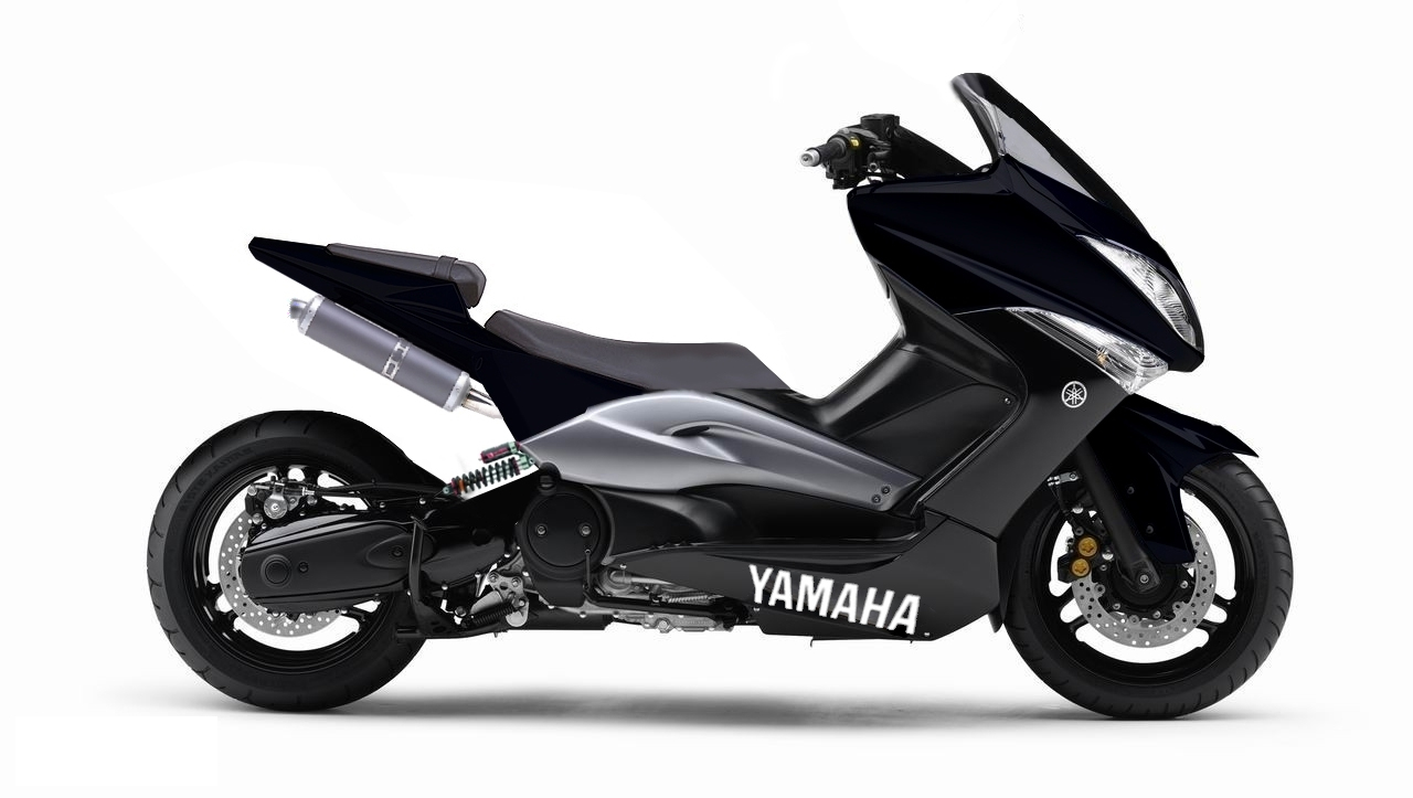 Yamaha t-max photo - 8