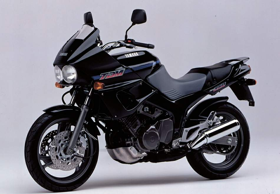 Yamaha tdm photo - 1
