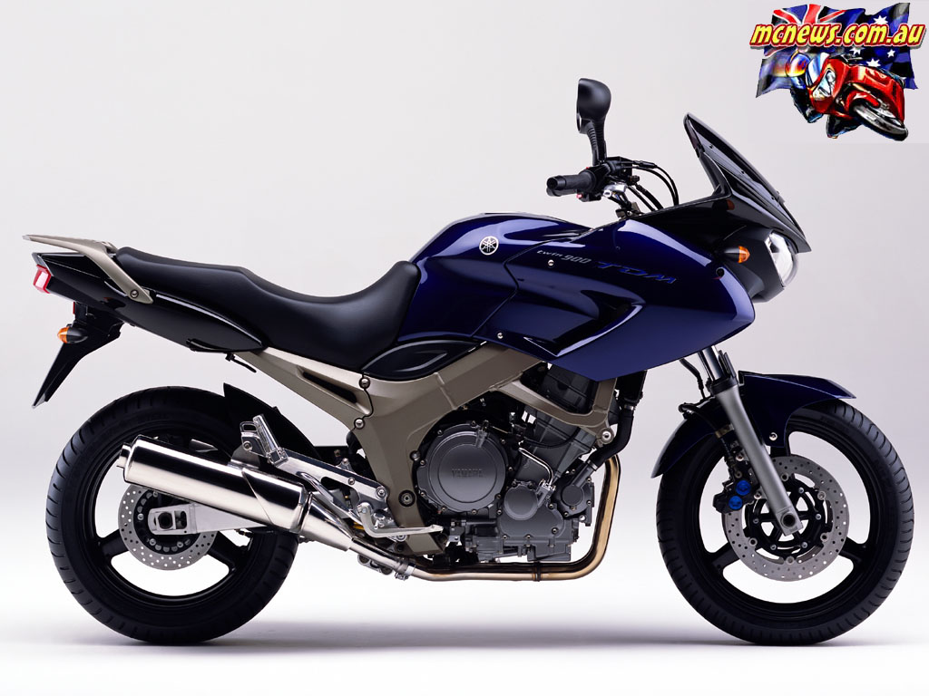 Yamaha tdm photo - 9