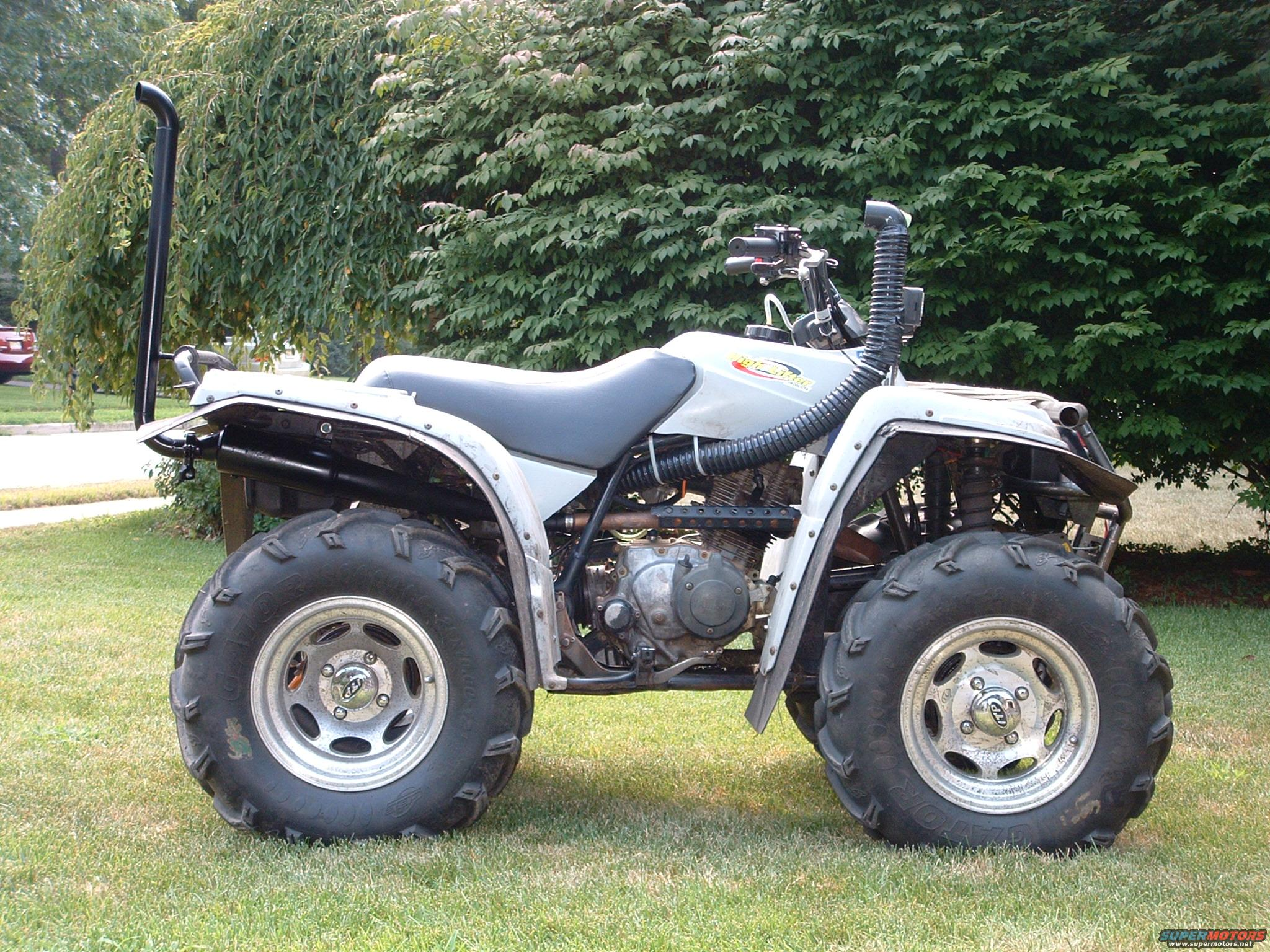 Yamaha timberwolf photo - 5