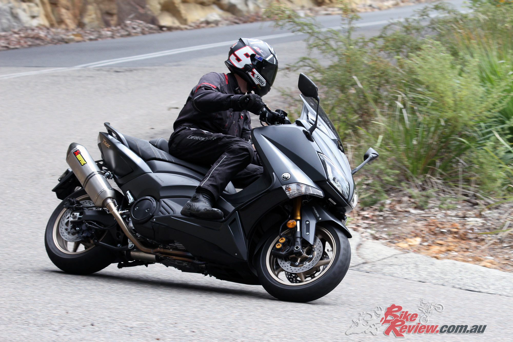 Yamaha tmax photo - 7