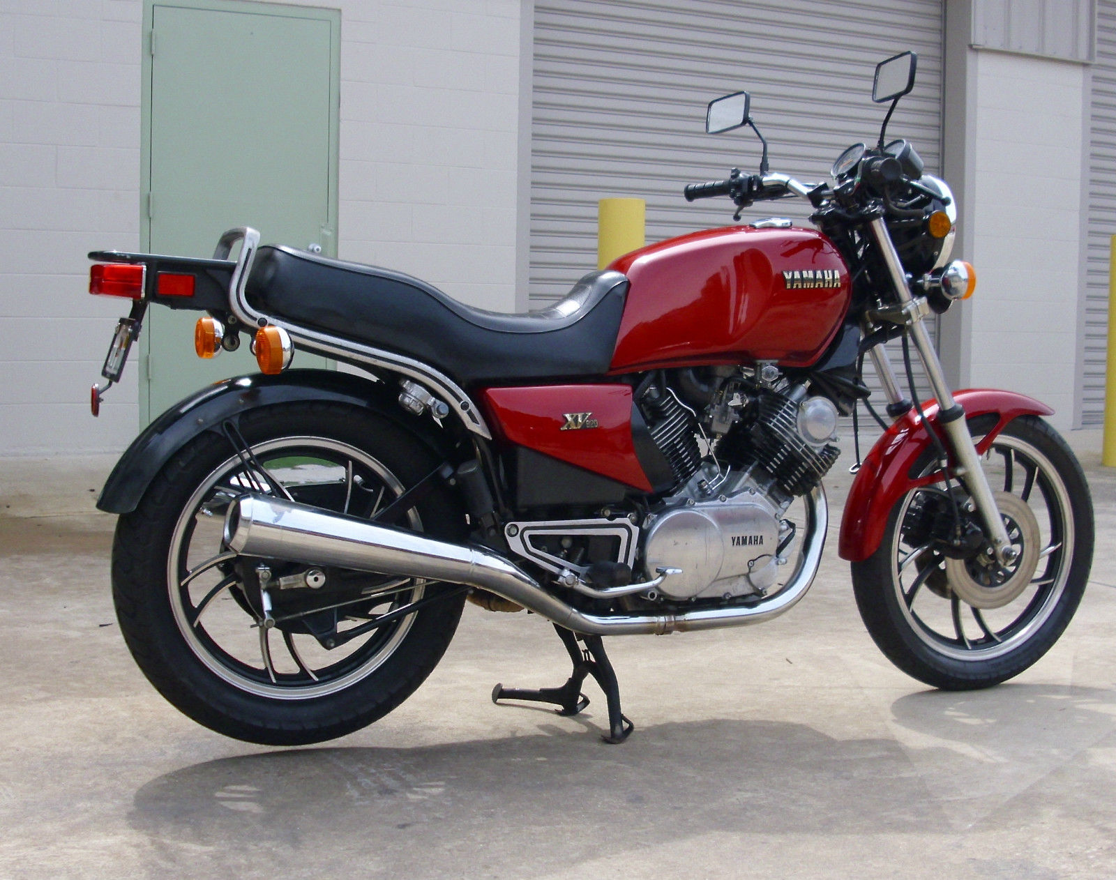 Yamaha tr photo - 1