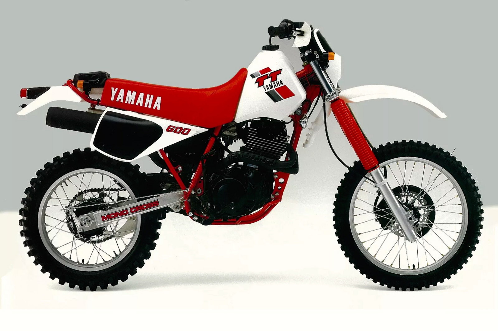 Yamaha tt photo - 1