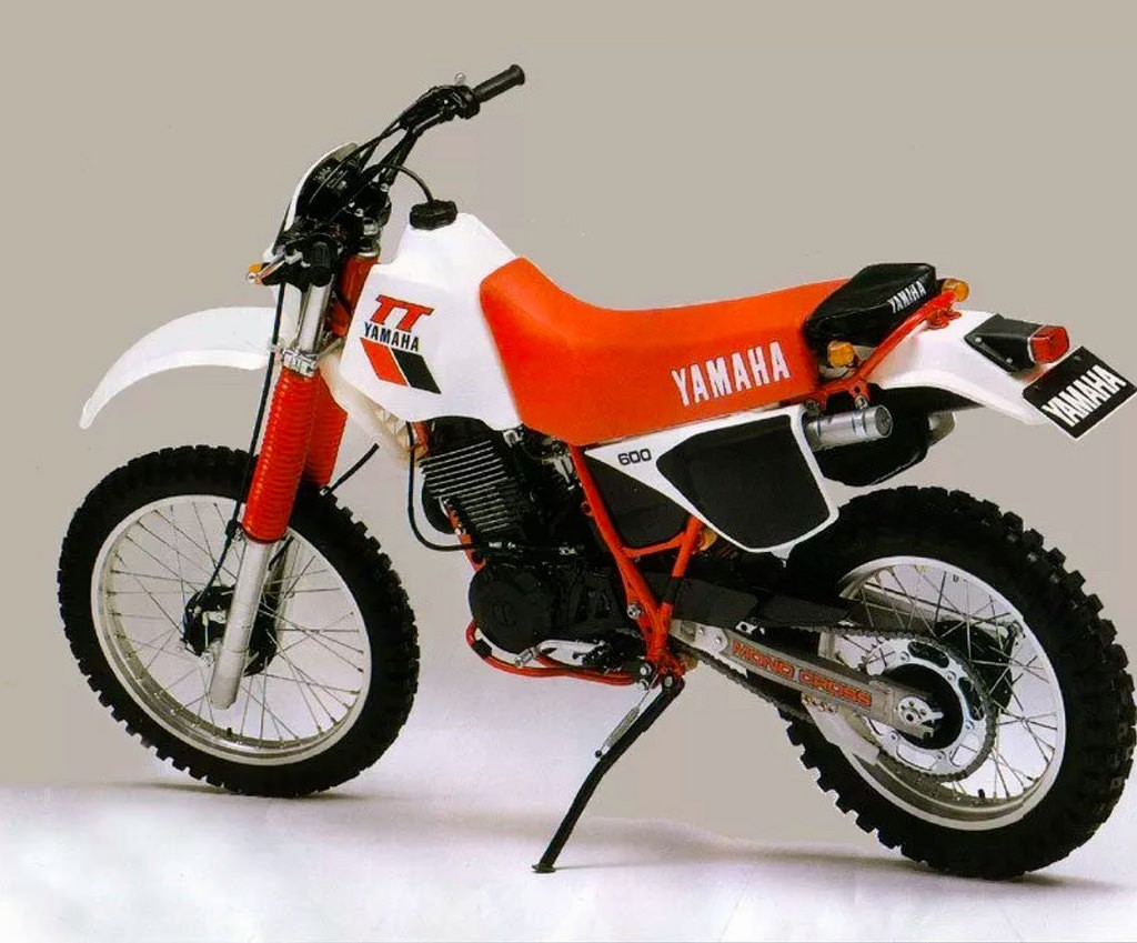 Yamaha tt photo - 4