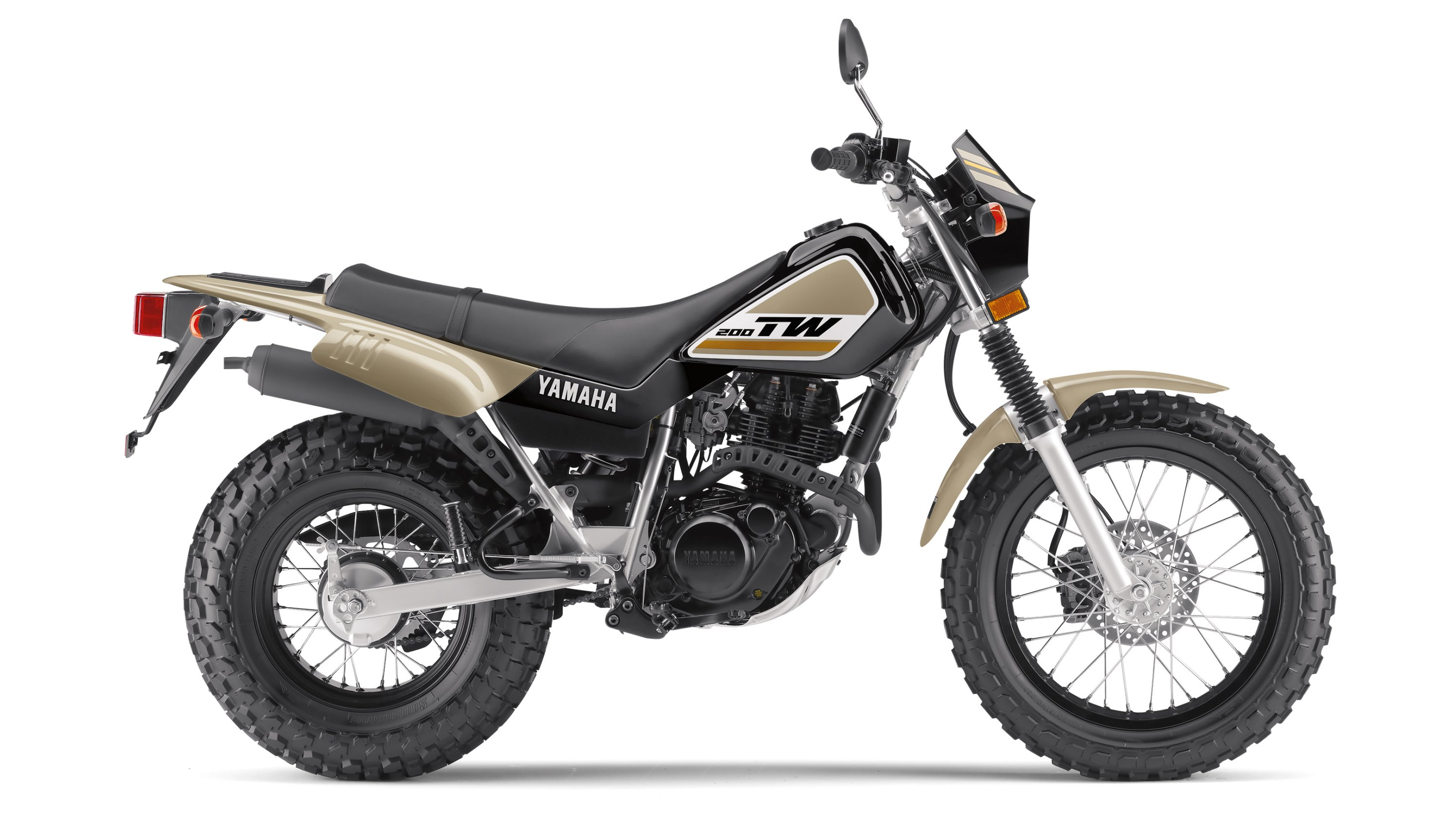 Yamaha tw200 photo - 4