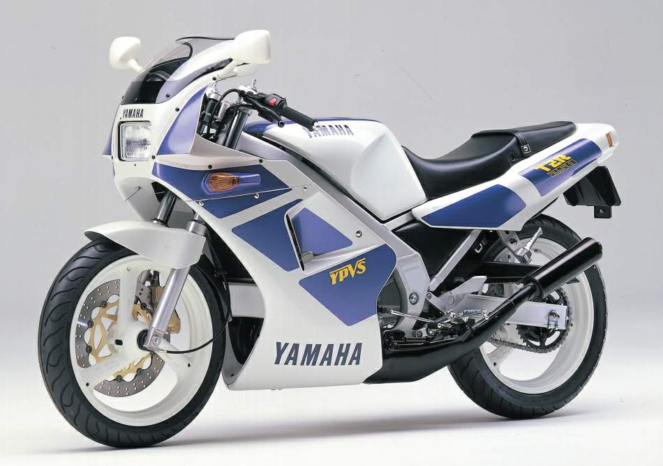 Yamaha tzr250 photo - 3