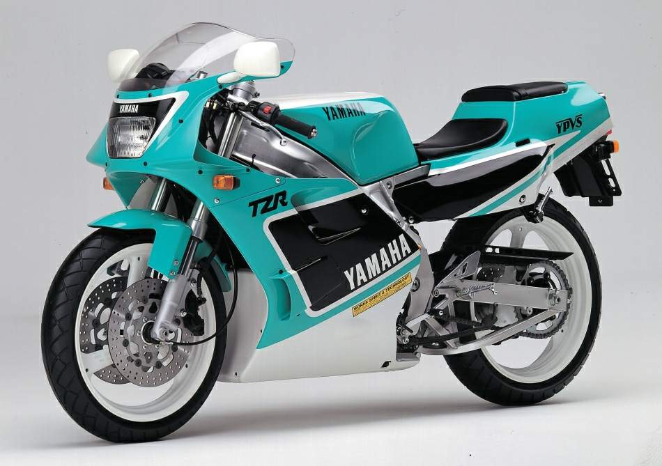 Yamaha tzr250 photo - 5