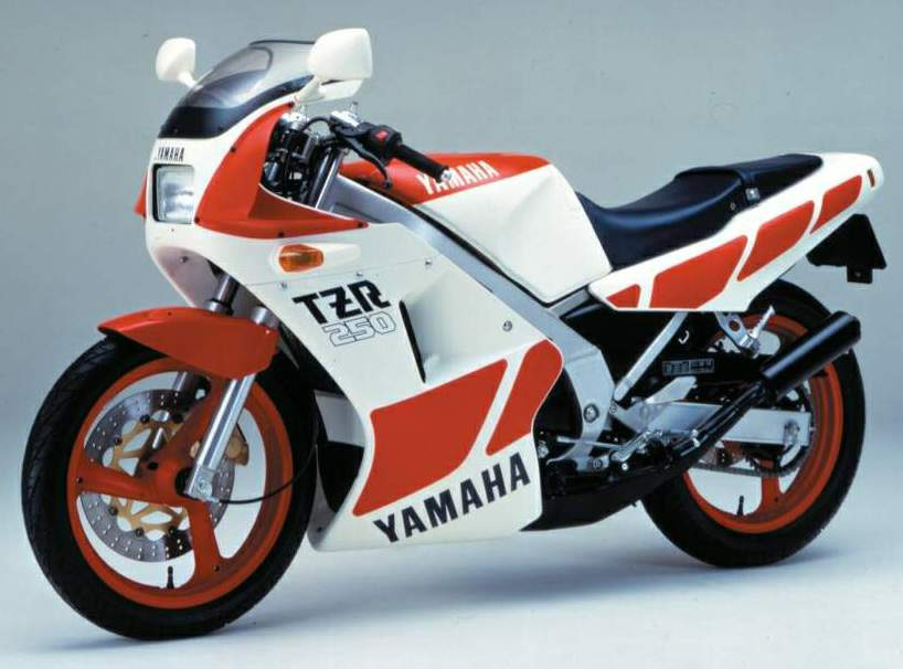 Yamaha tzr250 photo - 7