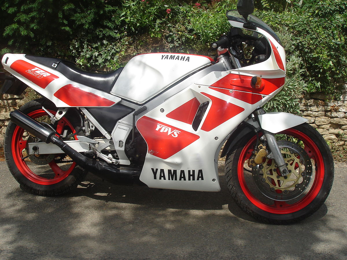 Yamaha tzr250 photo - 8