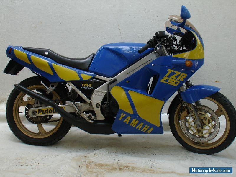 Yamaha tzr250 photo - 9