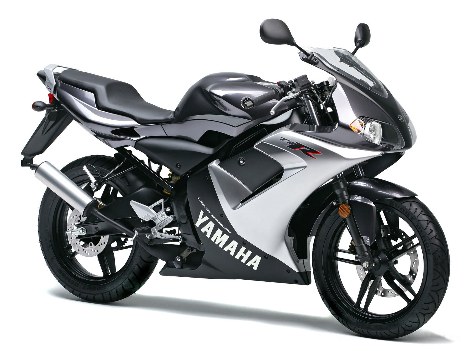 Yamaha tzr50 photo - 2