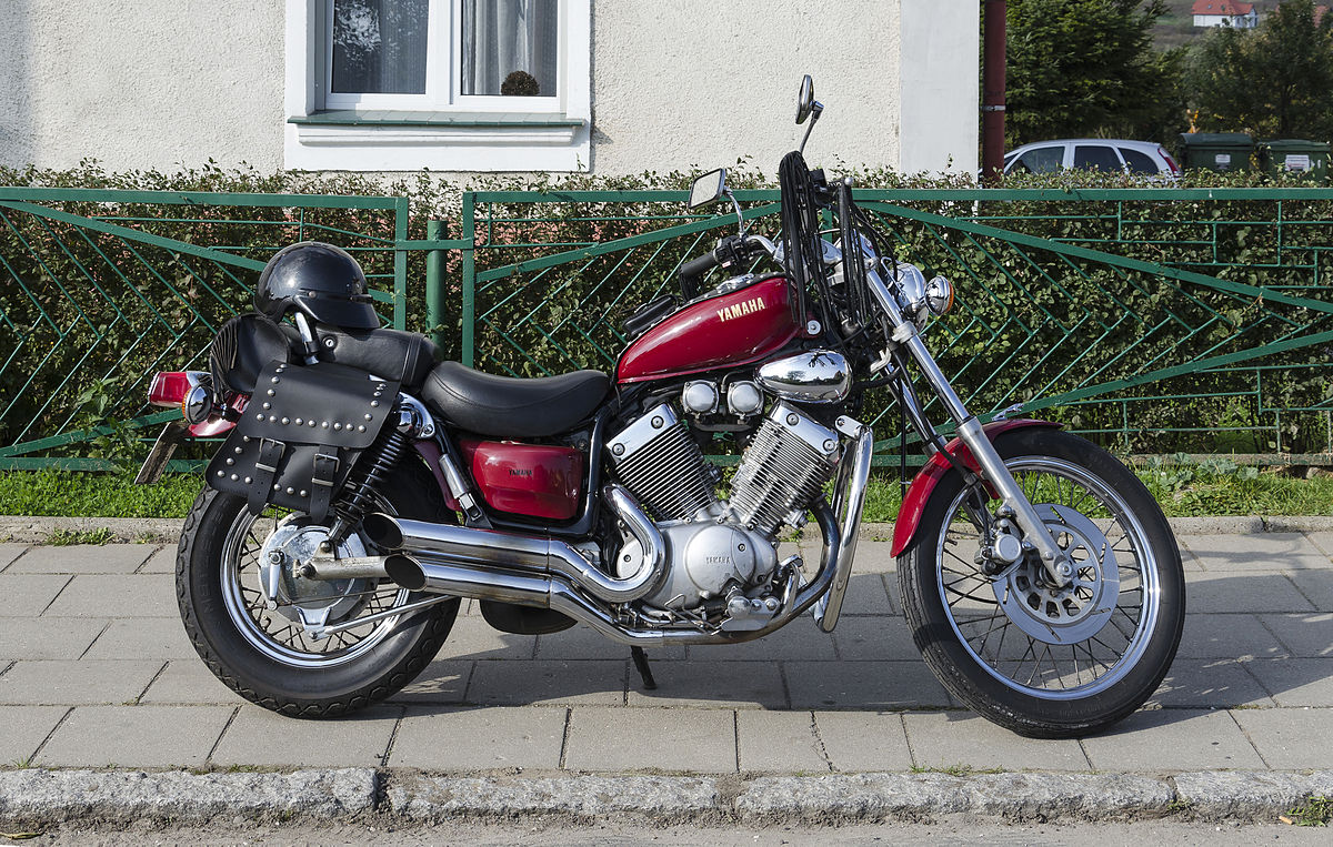 Yamaha virago photo - 1
