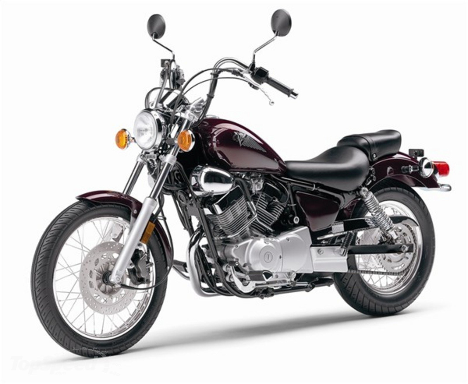 Yamaha virago photo - 4