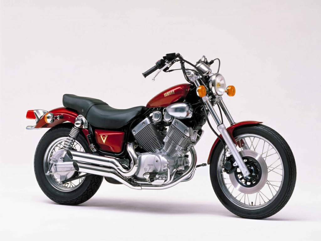 Yamaha virago photo - 6
