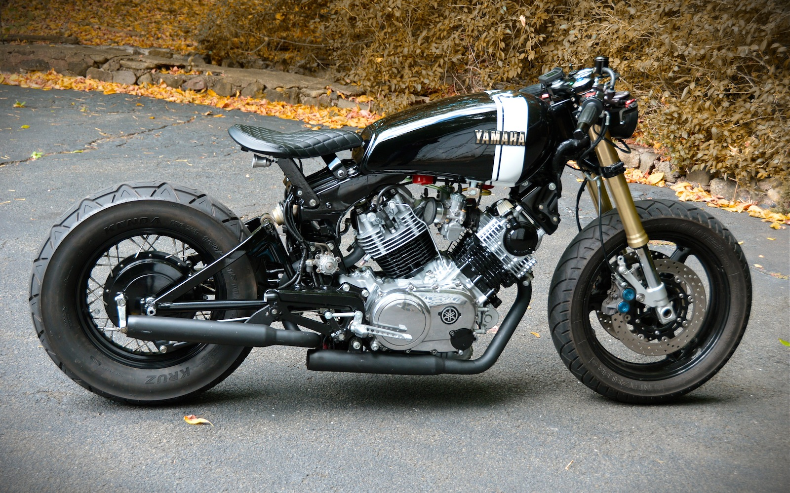 Yamaha virago photo - 7