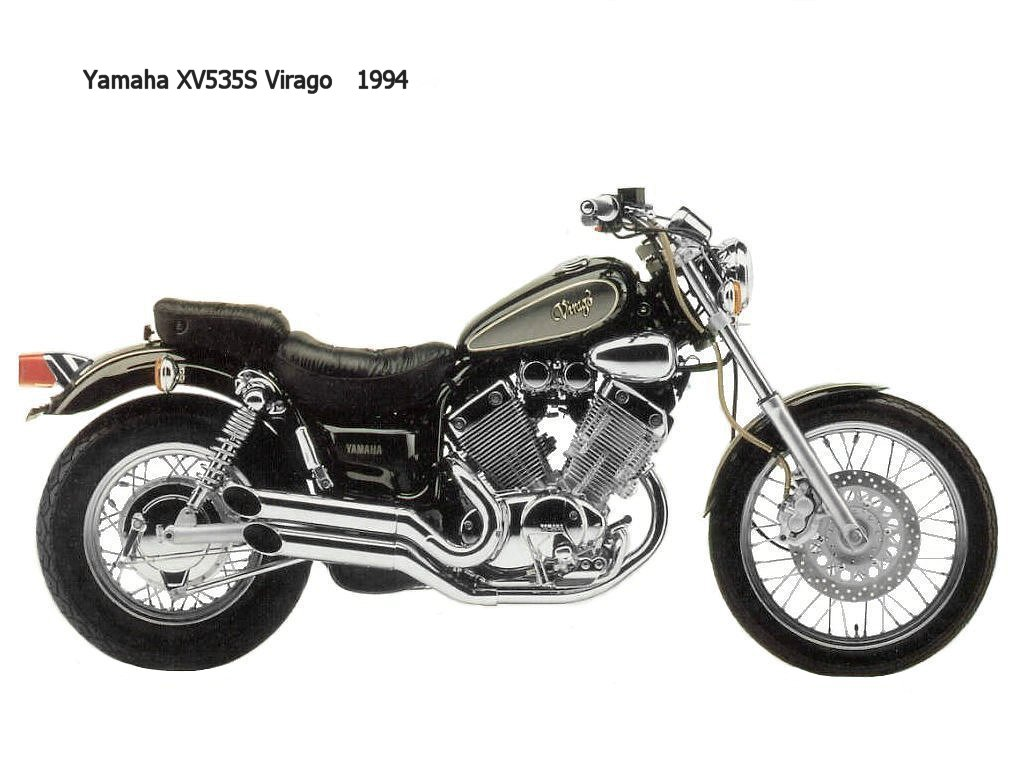 Yamaha virago photo - 8